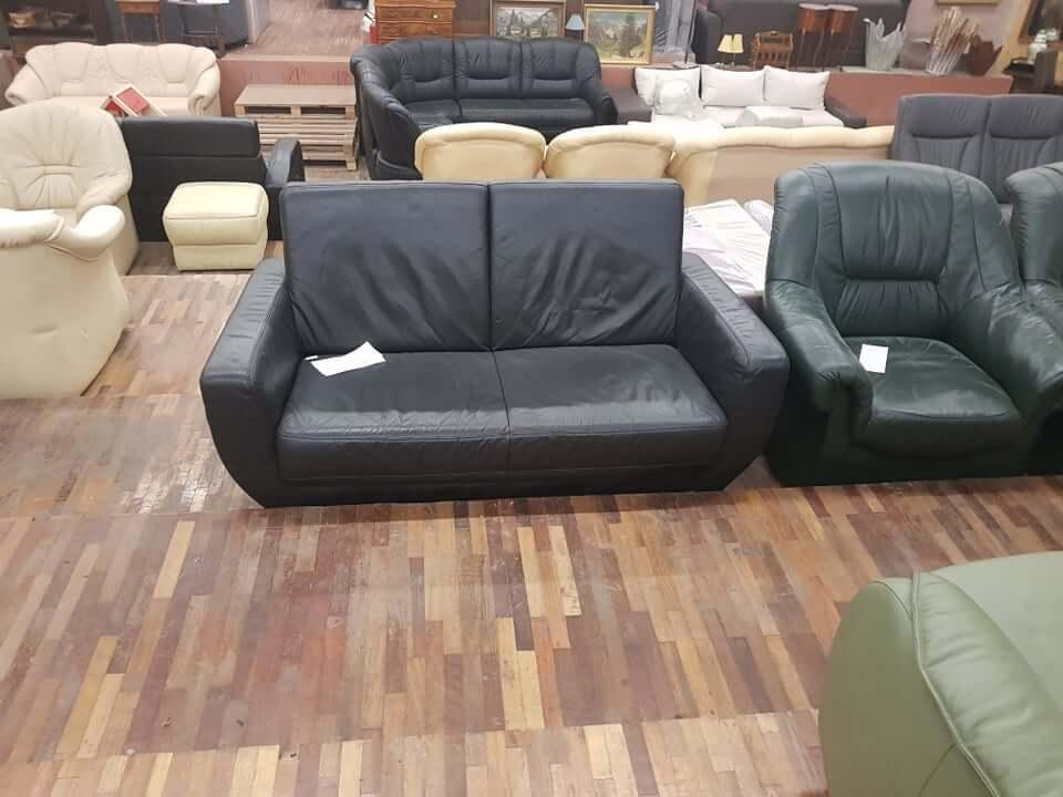 Odinė dvivietė sofa